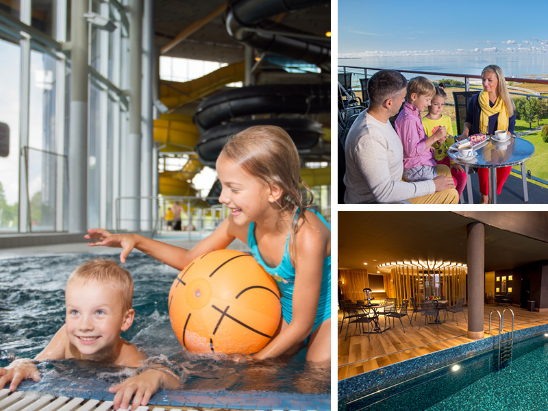 Tervise Paradiis Spa Hotel & vesipuisto